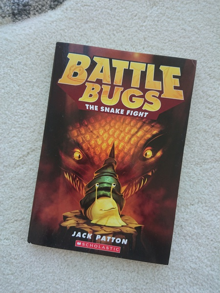 The Snake Fight (Battle Bugs)