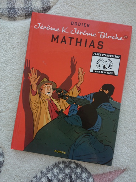 Tome 22 - Mathias
